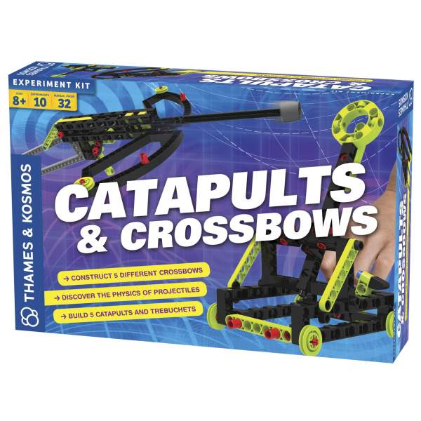 Thames & Kosmos Catapults and Crossbows