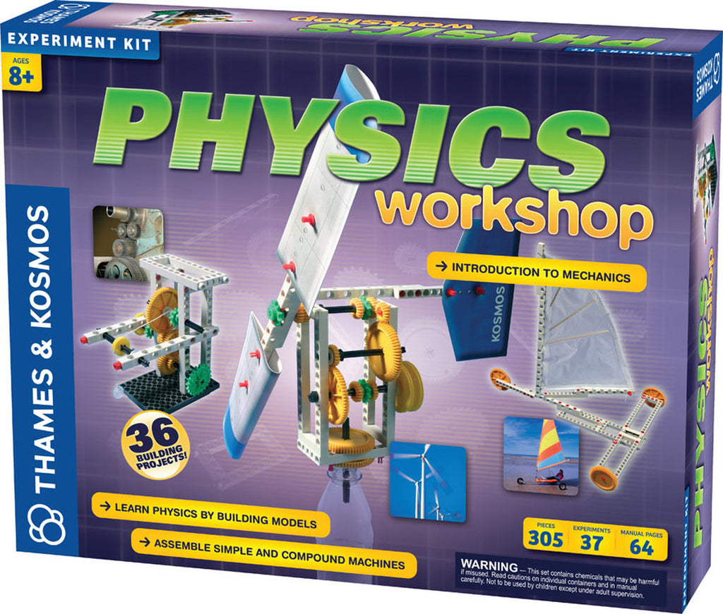 Thames & Kosmos Physics Workshop Activity Kit
