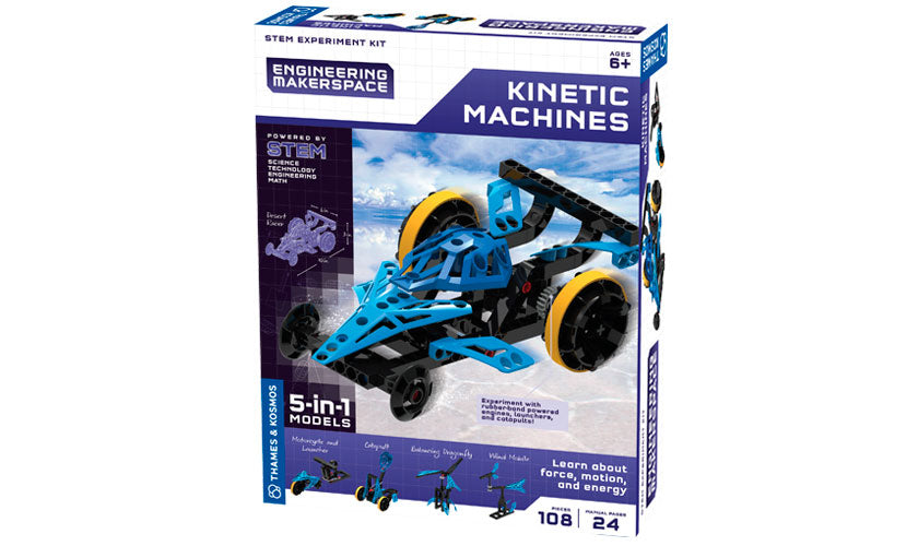Thames & Kosmos 555061 Kinetic Machines