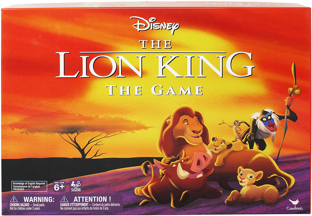 Disney Lion King Game