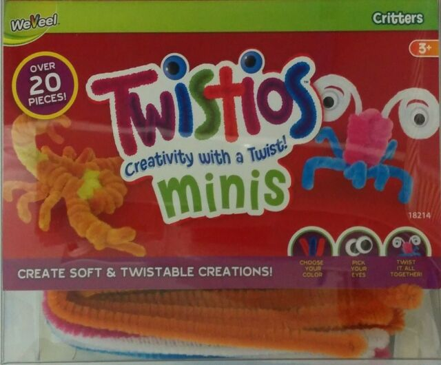 Twistios Mini Bendable Art Kits