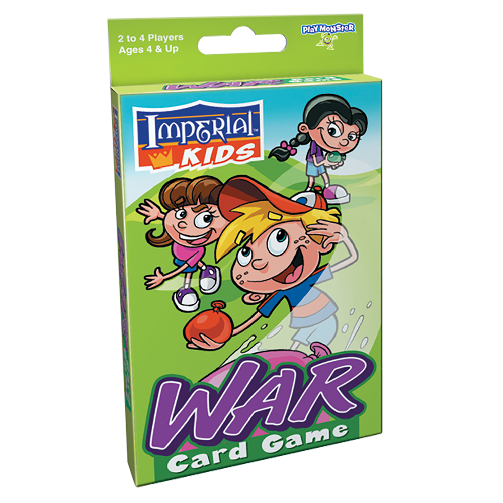 War Kids Card Game