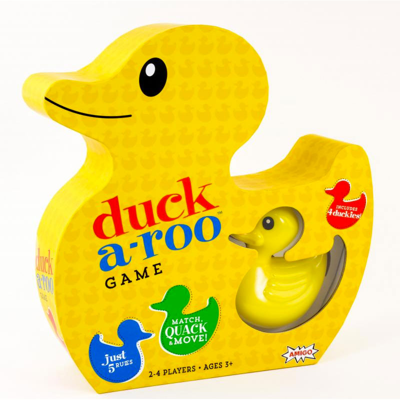 Duck A Roo Matching Game