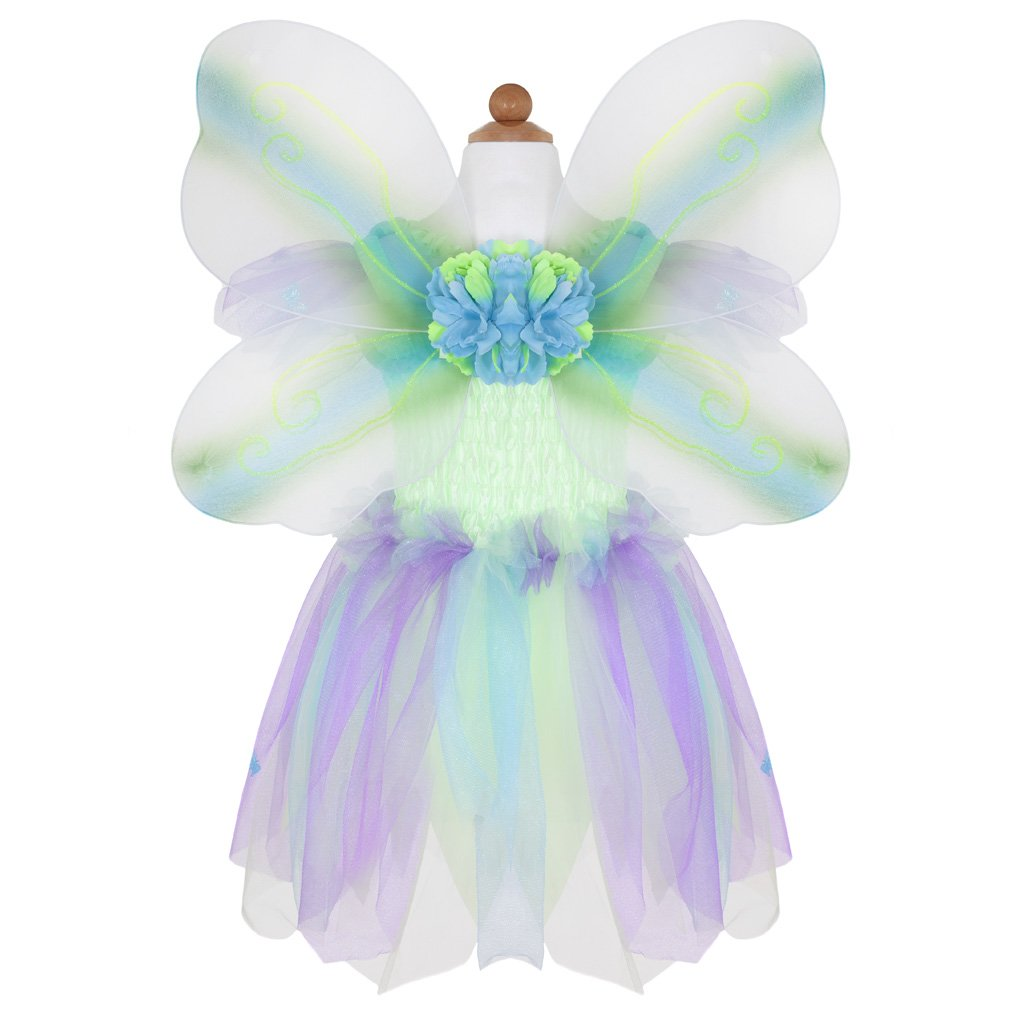 GP Butterfly Dress with Wings and Wand 5 6