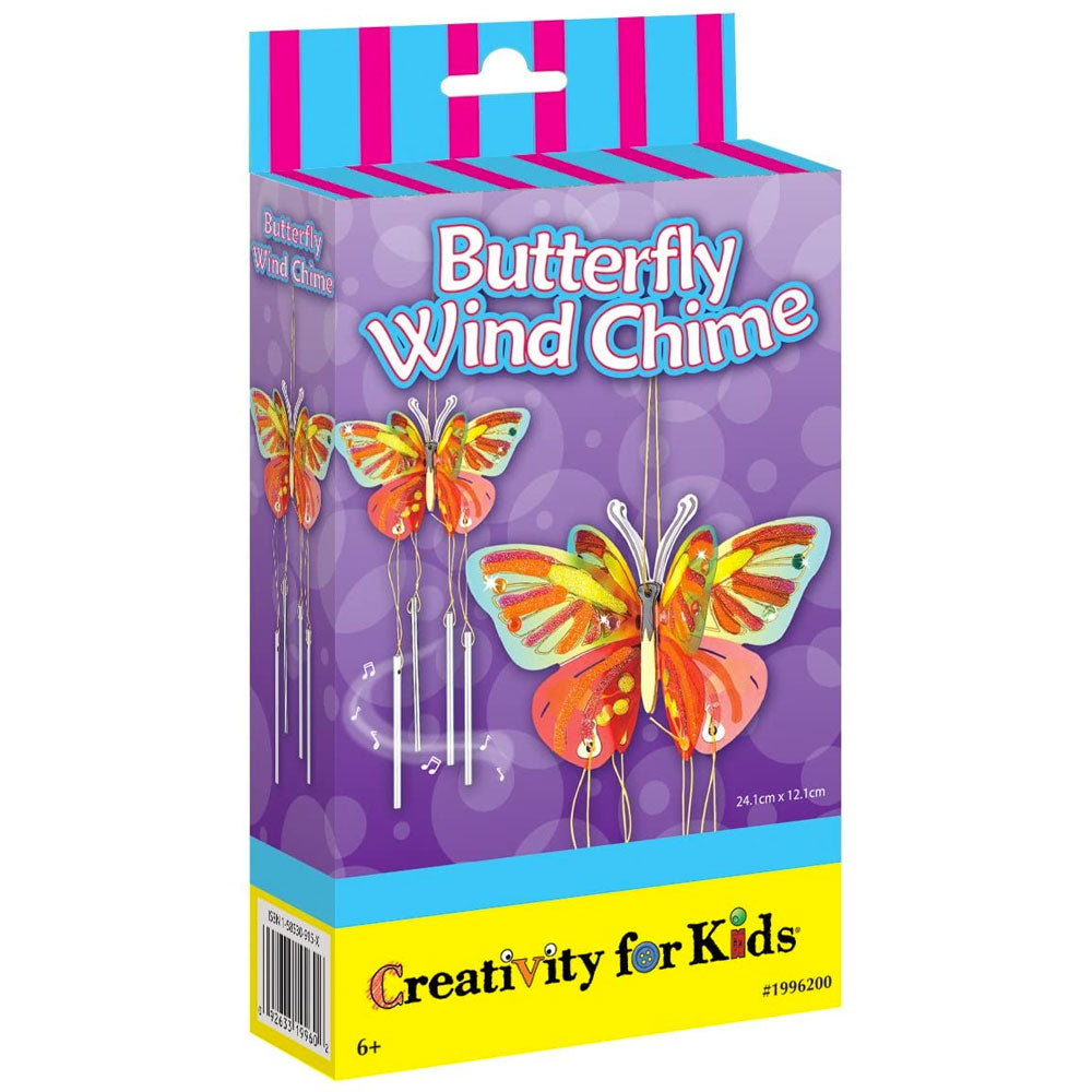 Butterfly Wind Chime Craft Kit