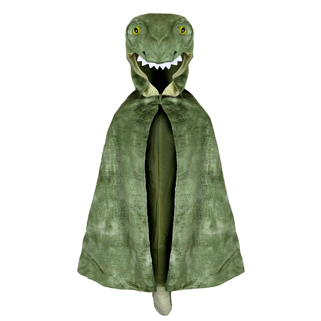 GP T-Rex Hooded Cape Size 4-5