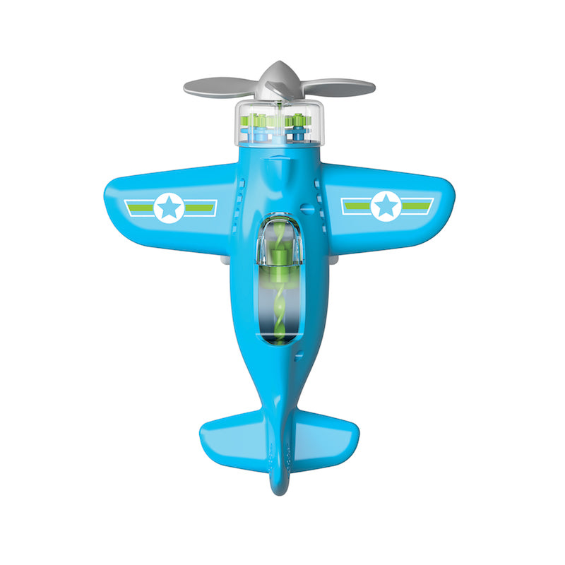 Fat Brain Playviators Airplane Toy