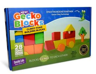 Gecko Blocks 28 Piece Set