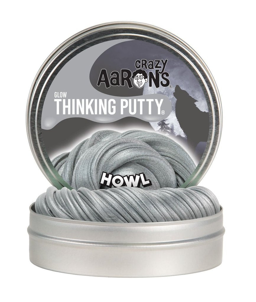 Crazy Aaron Howl Halloween Thinking Putty