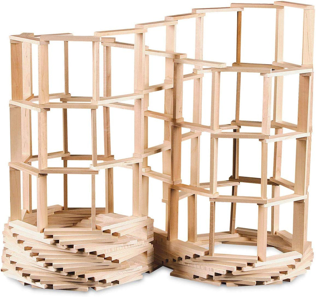 Keva Planks 200 piece Wooden Building Set