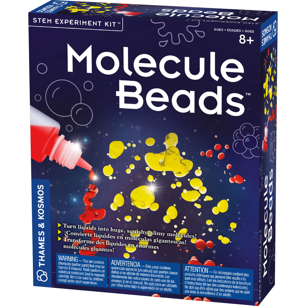 Thames & Kosmos Molecule Beads Science Kit