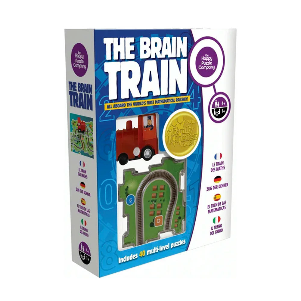 The Brain Train Game