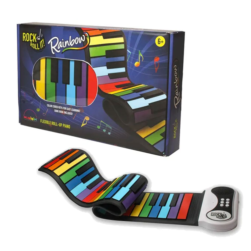 Mukikim Rock n Roll it Rainbow Piano