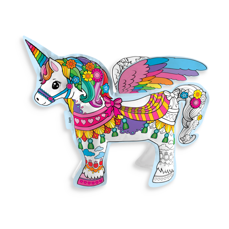 Ooly Magical Unicorn Colorable