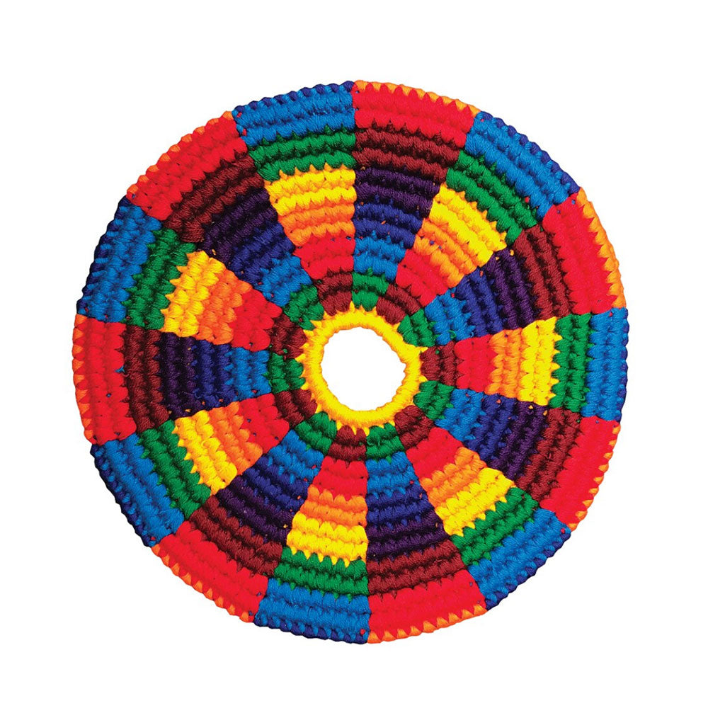 Woven Indoor Flying Disc
