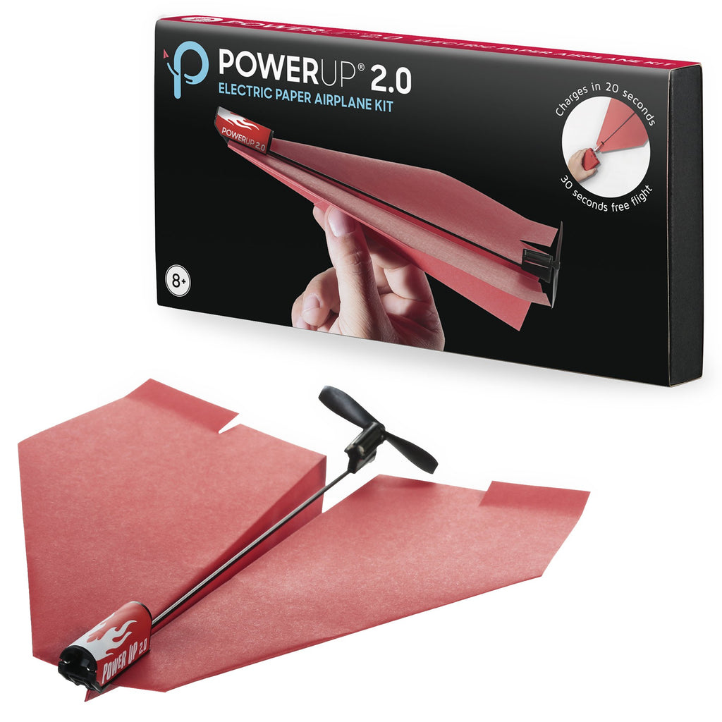 PowerUp Power Kit for Paper Airplane