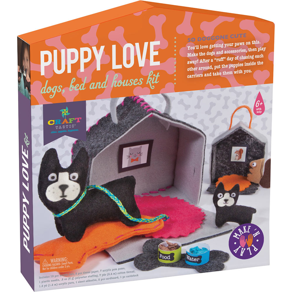 Ann Williams CT1772 Puppy Love Make and Play