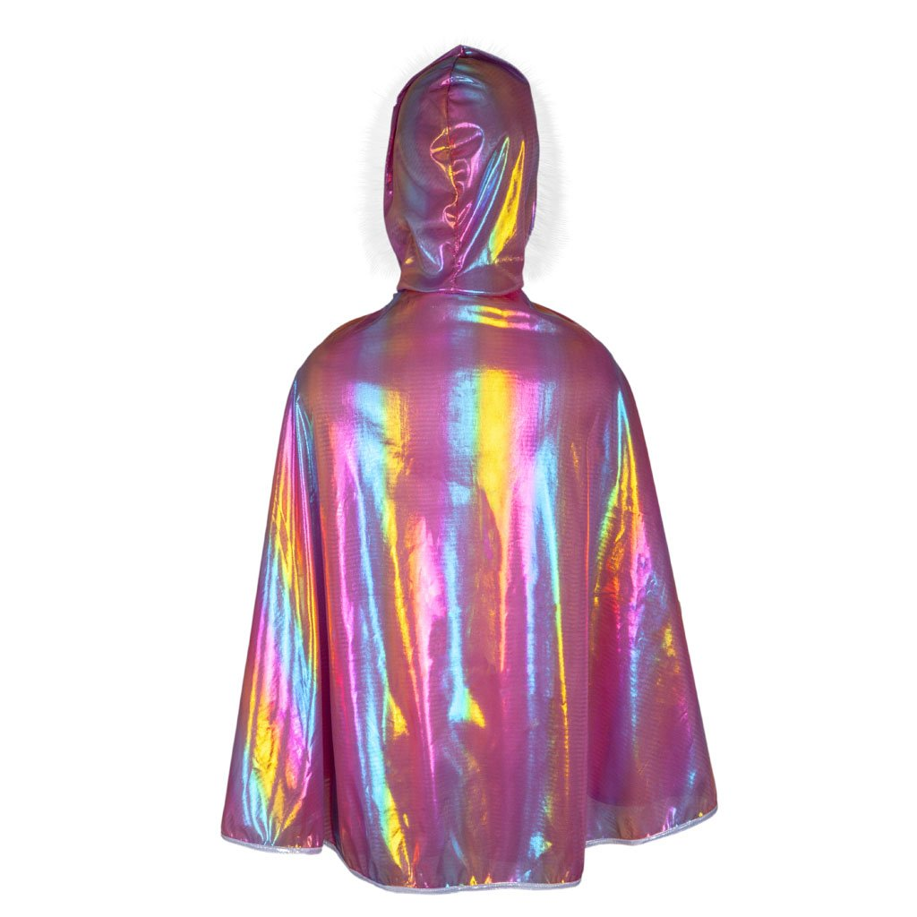 GP Rainbow Princess Cape 4-6