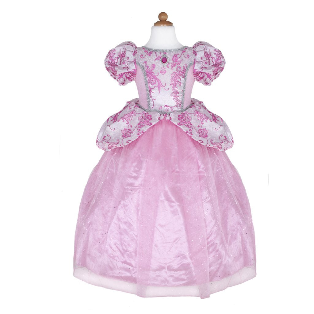 GP Royal Pretty Pink Princess Dress 5-6