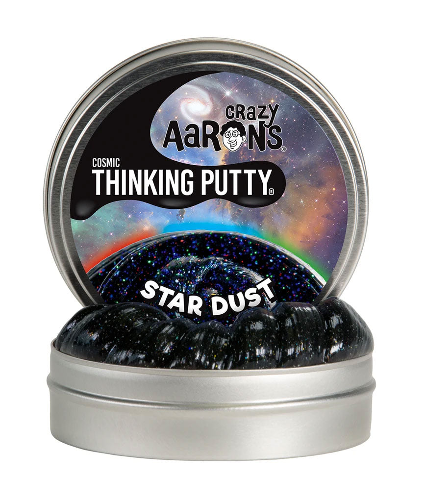 Crazy Aaron Star Dust Thinking Putty