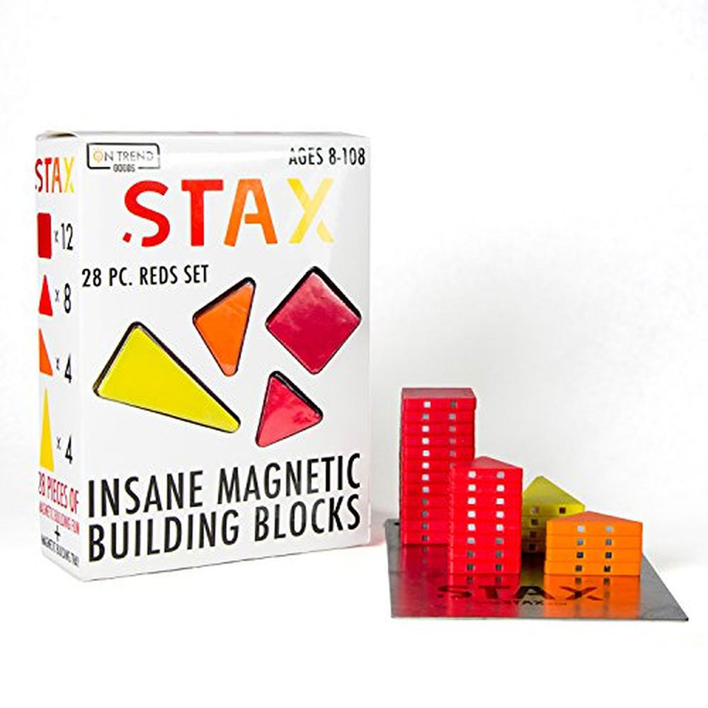 Stax Magnetic Building Toy