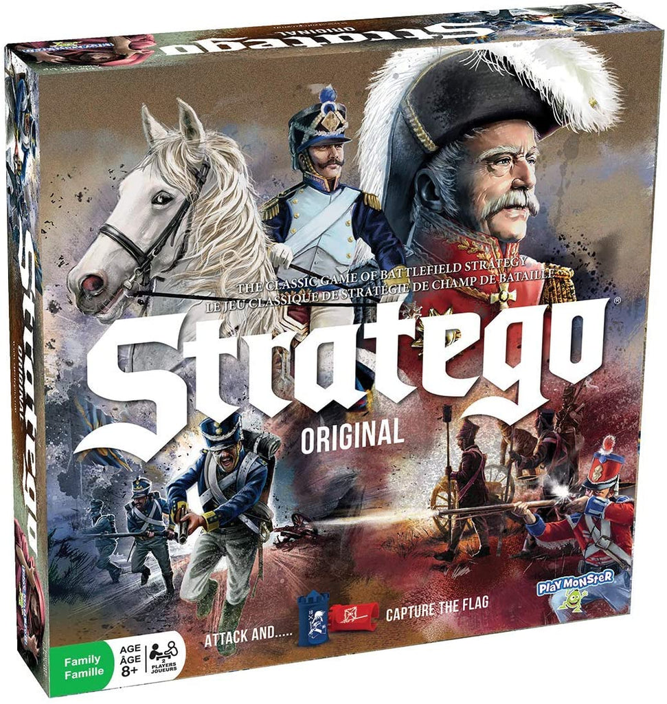 Stratego Original Strategy Game