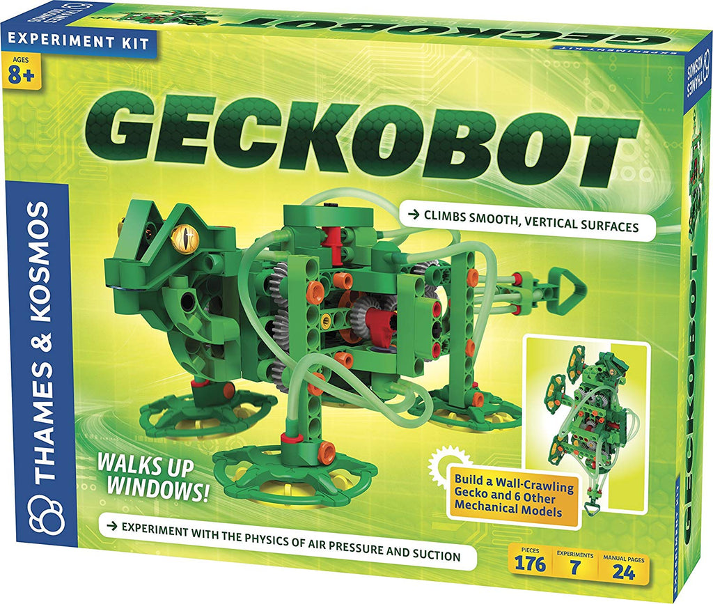 Thames & Kosmos Geckobot Science Kit