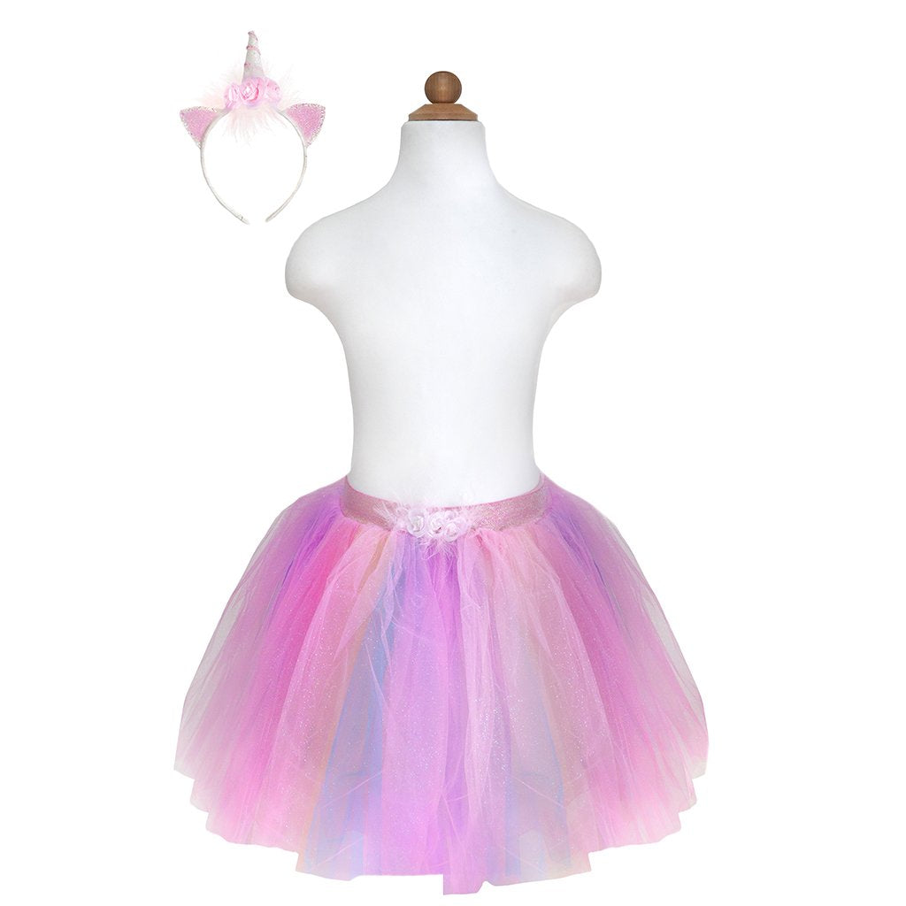 GP Unicorn Tutu and Headband
