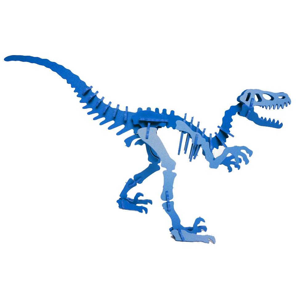 BY Pets Veociraptor Large 3D Puzzle