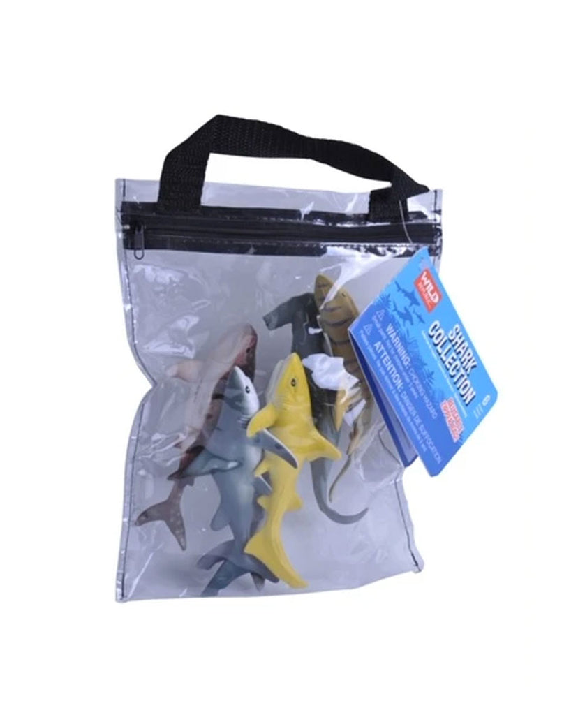 Shark Zip Polybag