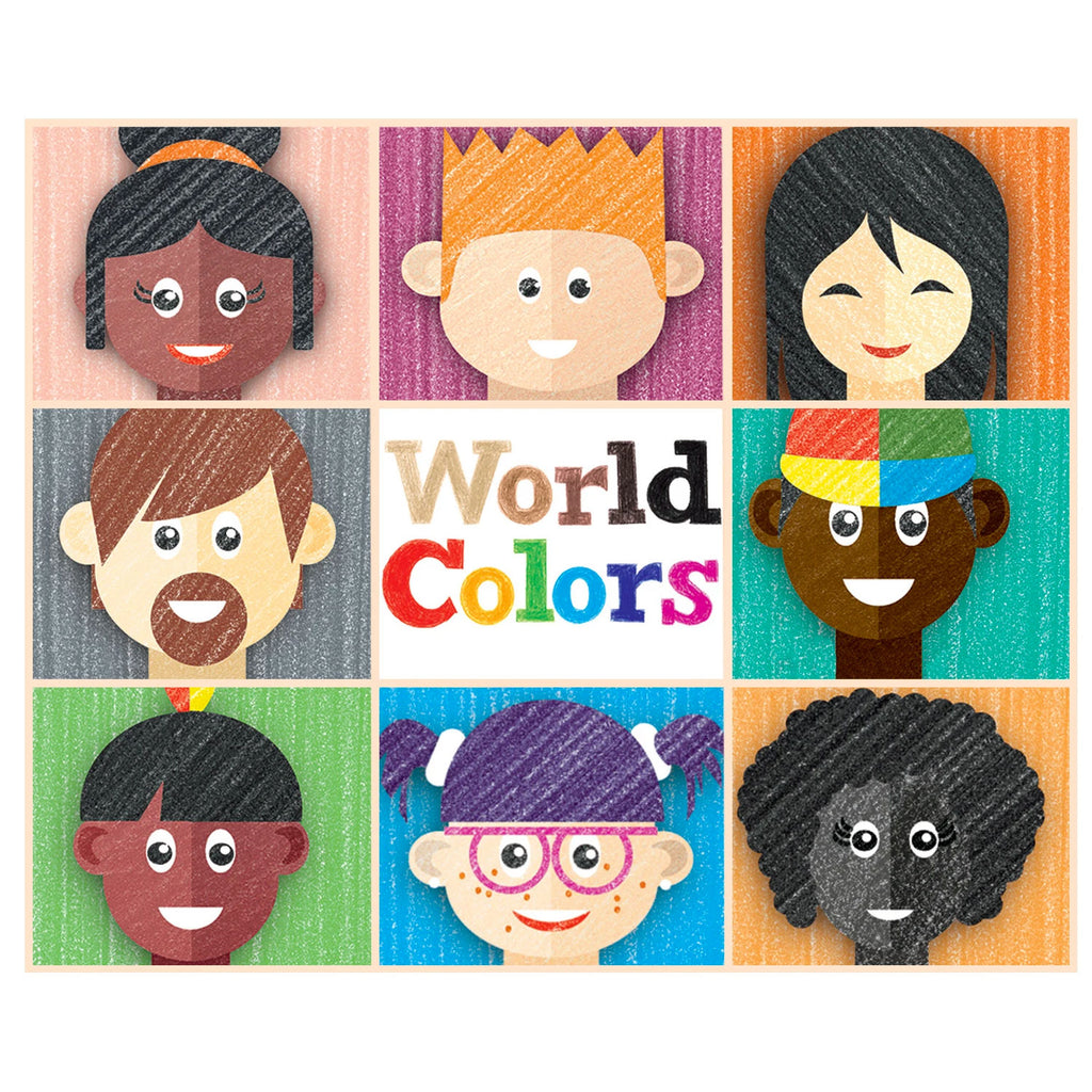 World Colors EcoPencil Set