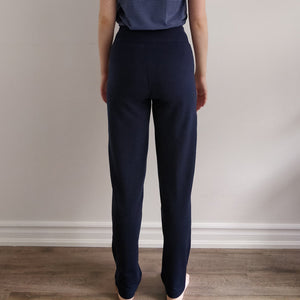 TOC French Terry Slim Pant