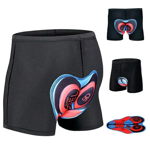 Camari Gear Sports ™ Premium 9D Cycling Underwear