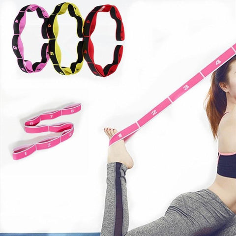 Camari Gear Sports ™ Flexibility + Stretchaid Resistance Band