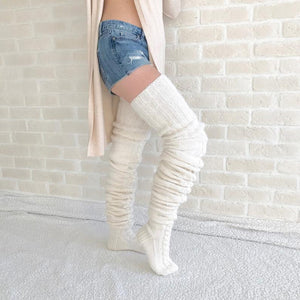 Camari Gear Sports ™ 29'' Over The Knee Knit Socks