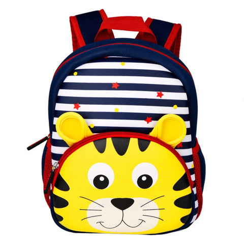 Image of High Quality 3D Animal  Backpack For Kids