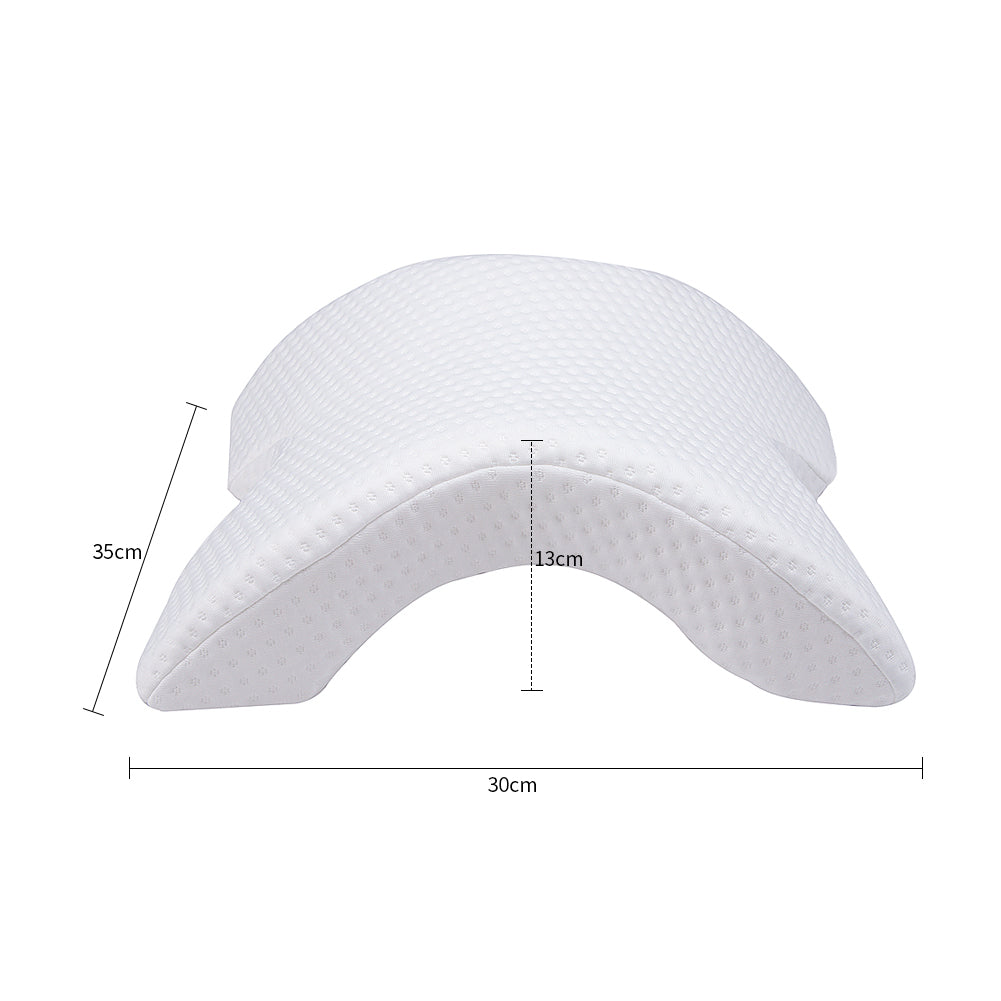 Slow Rebound Memory Foam  Pillow For Neck & Hand  Protection