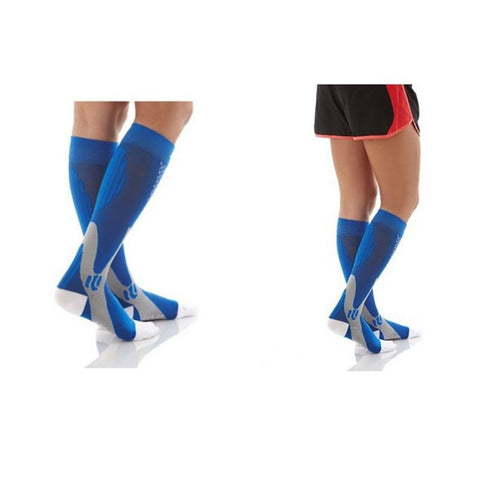 Image of Breathable Compression Socks To Boost Stamina, Circulation & Recovery