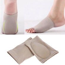 Unisex Arch Support Brace Gel Pads For Happy Feet (1 Pair) - Reviews