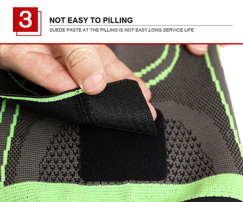 Image of Breathable Sport knee support For Pain Relief