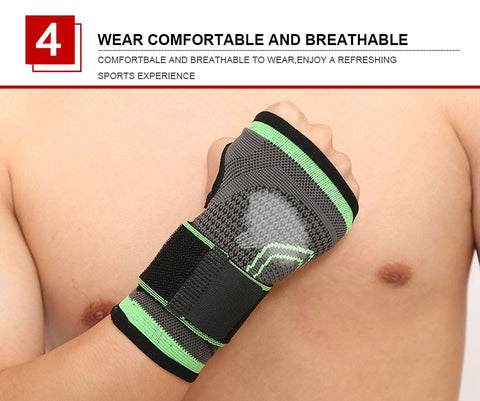 Image of Amazing Wrist/Hand Support For pain Relief & Fitness