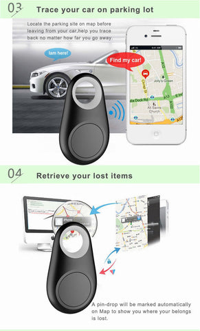 Image of Amazing Gps Tracker & Activity Monitor for Kids & Pets