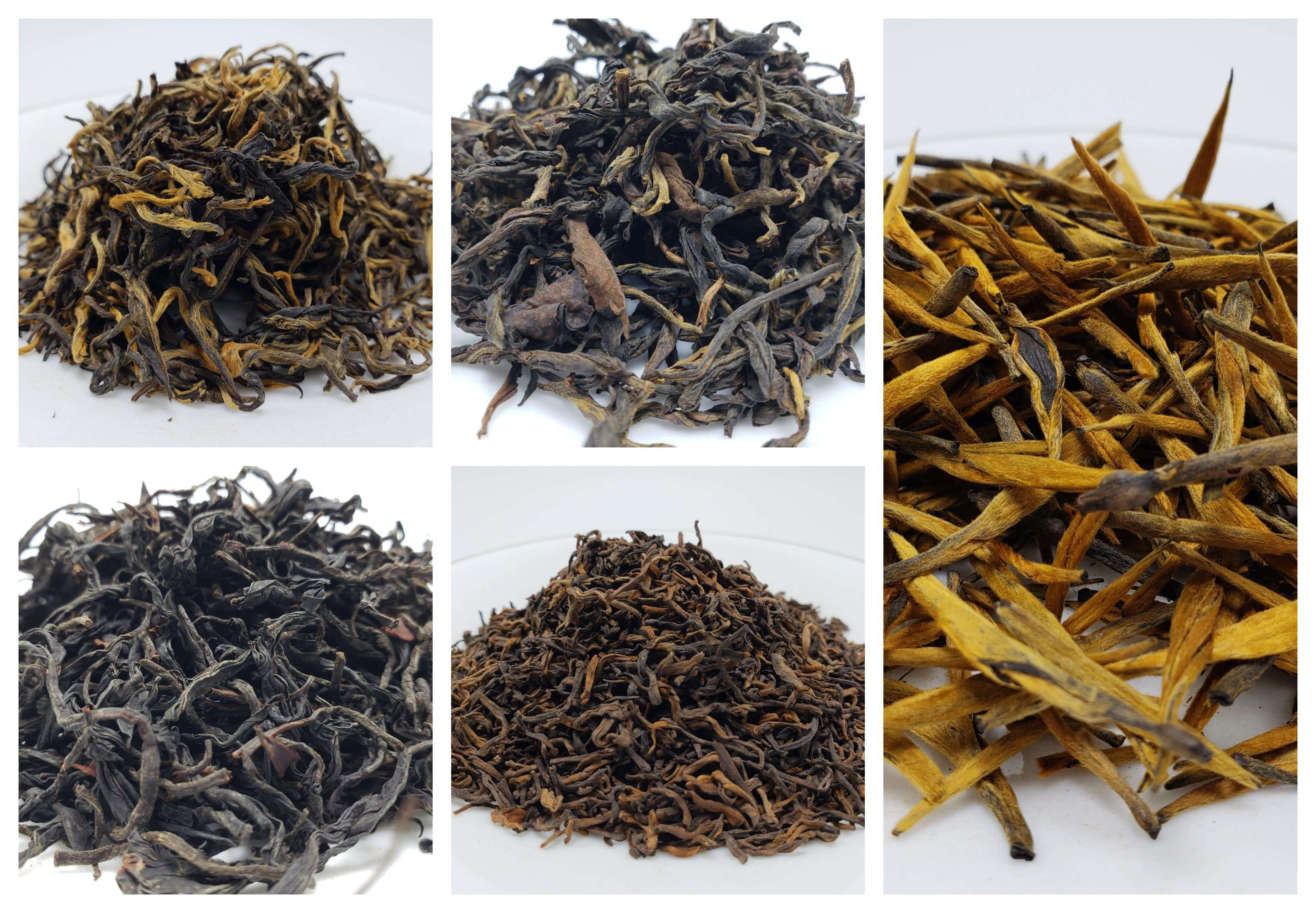 Black Tea Sampler Loose Leaf Tea Teshuah Tea Company