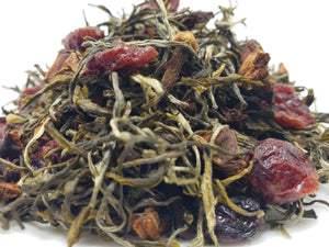 Cranberry Twilight Loose Leaf Tea Loose Leaf Tea Teshuah Tea Company 50 grams