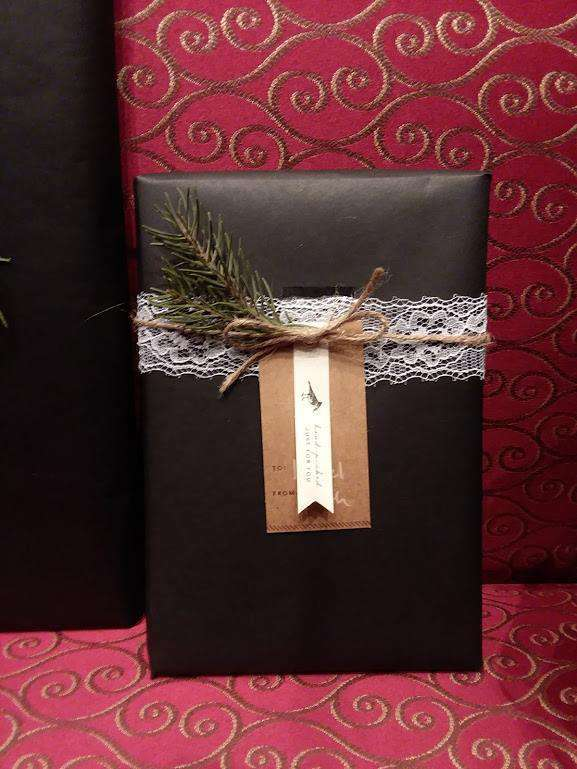 Deluxe Gift Wrapping Accessories Teshuah Tea Company