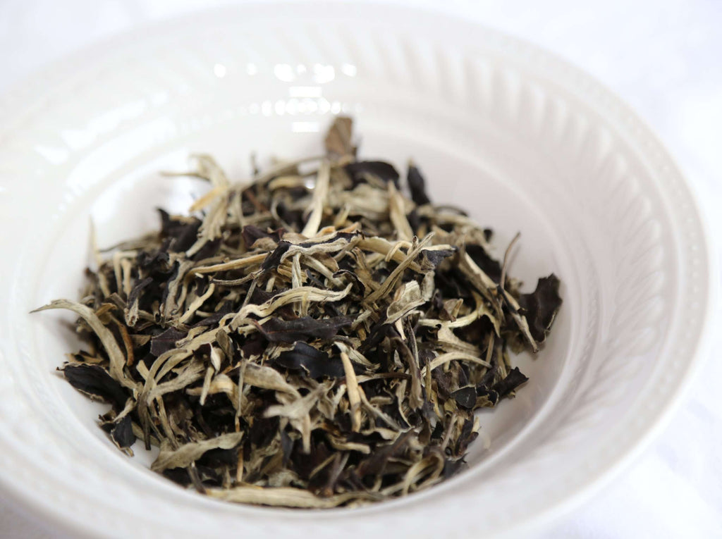 Loose Leaf White Tea Loose Leaf Tea Teshuah Tea Company 50 grams