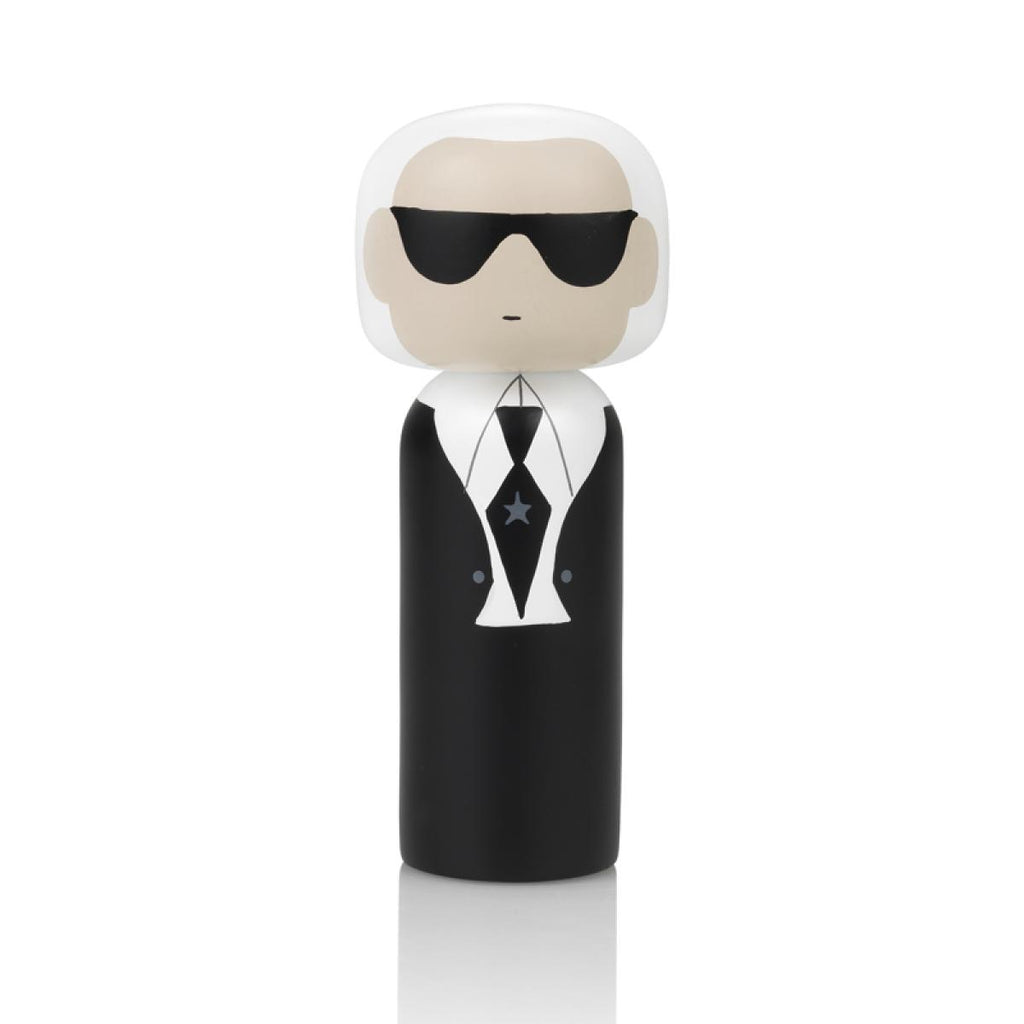 Karl Lagerfeld Kokeshi Doll - Buy Now - CIRCA75