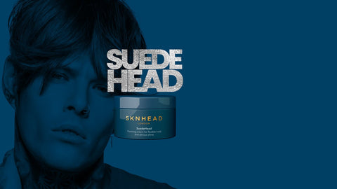 Sknhead London Suedehead Forming Cream. Forming cream for flexible hold and serious shine