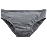 CIRCA75 Men's Swim Brief - Silver Grey
