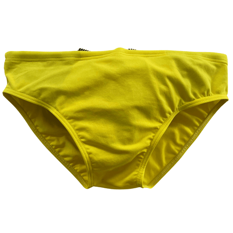 CIRCA75 Men's Swim Brief - Yellow